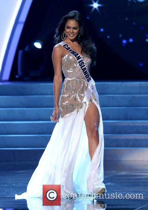 Lindsay Japal; Miss Cayman Islands 2012 Miss Universe...