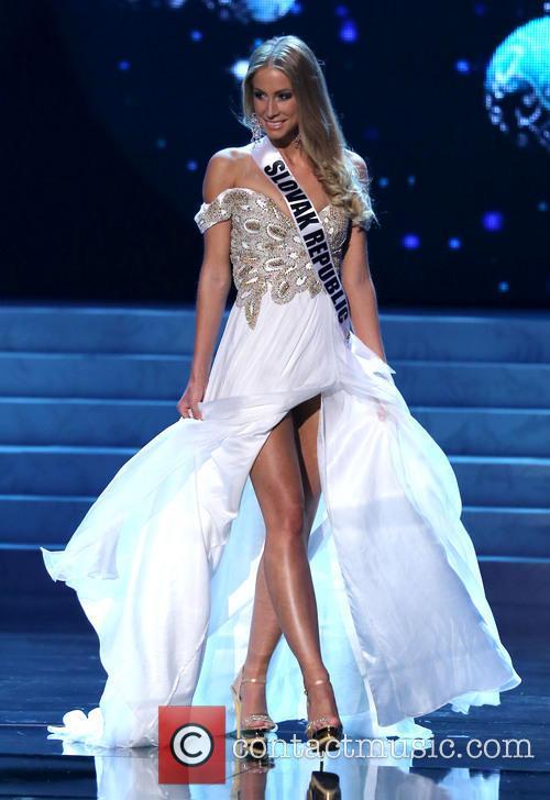 Lubica Stepanova; Miss Slovak Republic 2012 Miss Universe...