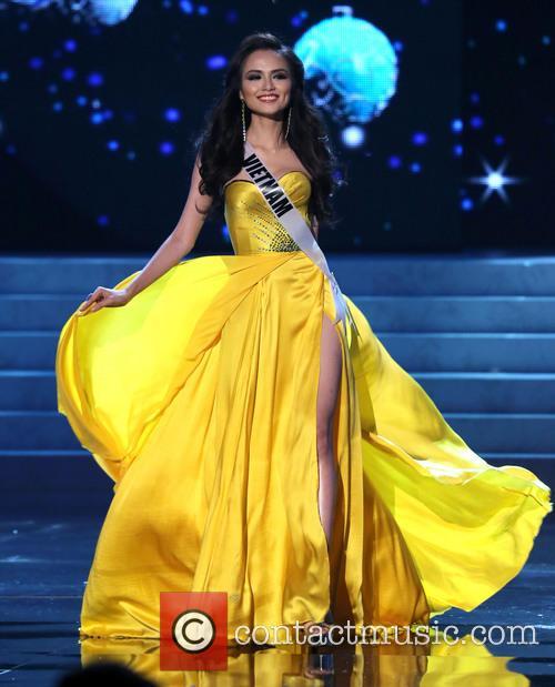 Luu Thi Diem Huong; Miss Vietnam 2012 Miss...