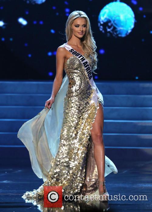 Melinda Bam; Miss South Africa 2012 Miss Universe...
