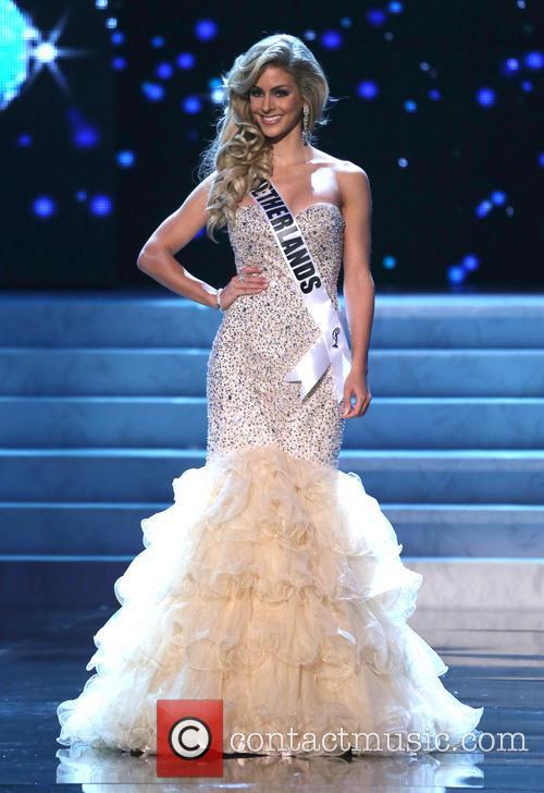 Nathalie den Dekker; Miss Netherlands 2012 Miss Universe...