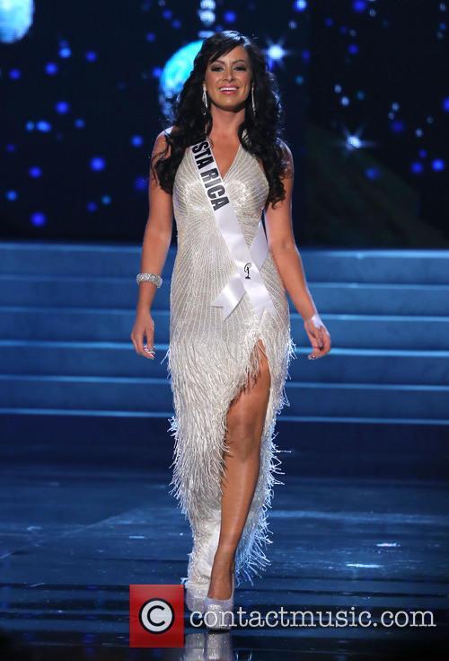 Nazareth Cascante; Miss Costa Rica 2012 Miss Universe...