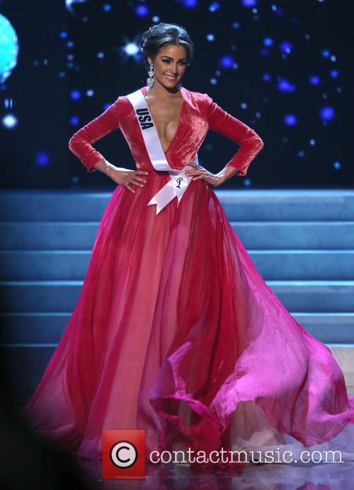 Olivia Culpo; Miss USA 2012 Miss Universe Pageant...