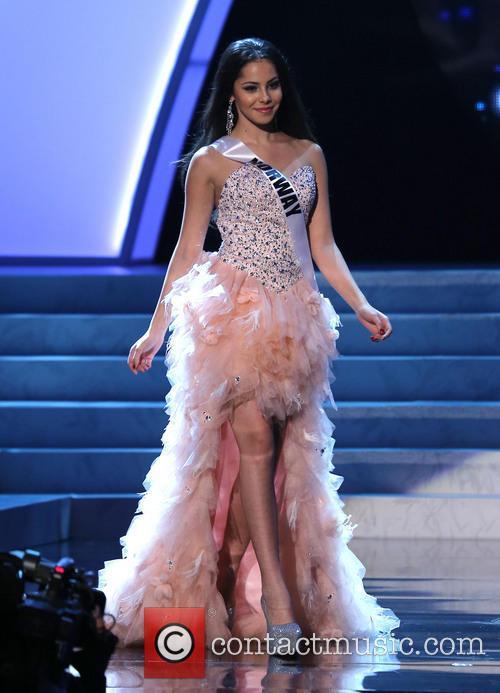 Sara Nicole Andersen; Miss Norway 2012 Miss Universe...