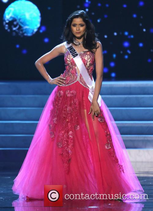 Shilpa Singh; Miss India 2012 Miss Universe Pageant...