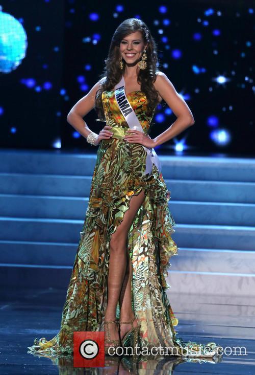 Stephanie Vander Werf; Miss Panama 2012 Miss Universe...