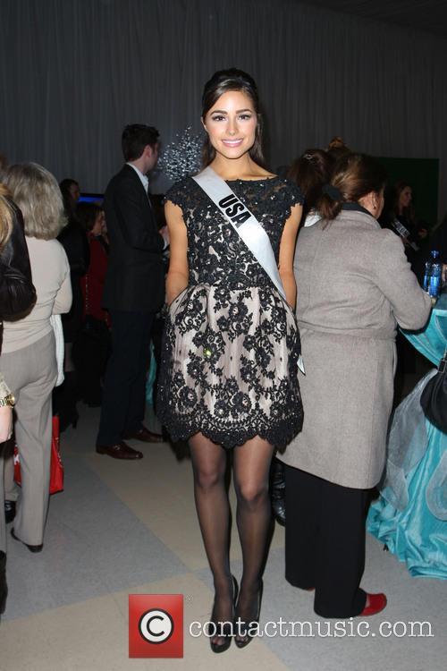 Miss USA Olivia Culpo Miss Universe 2012 Pageant...