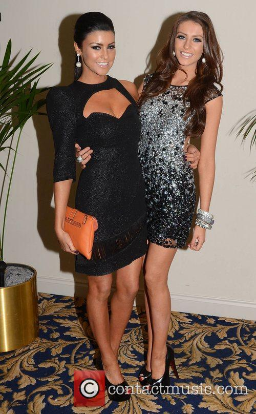 Suzanne Jackson, Carla Jackson attend the Miss Universe...