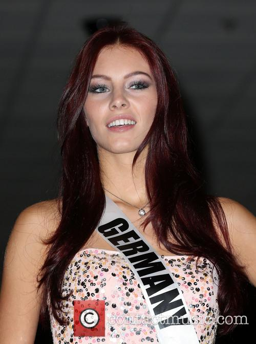 Miss Universe Arrivals, Planet Hollywood Resort and Casino Las Vegas 10