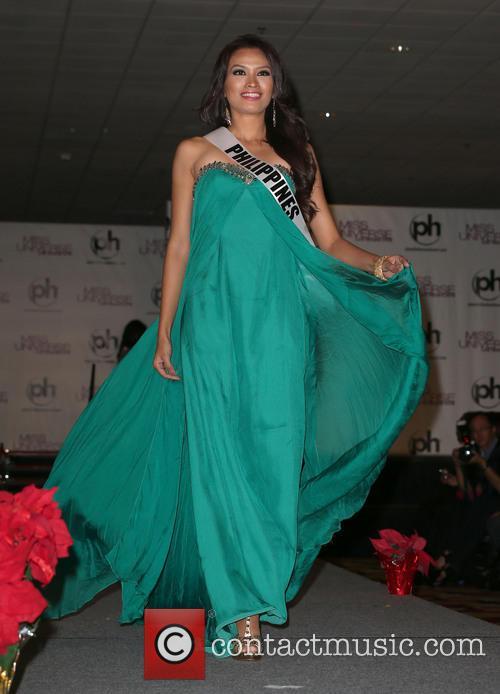 Miss Philippines Janine Tugonon