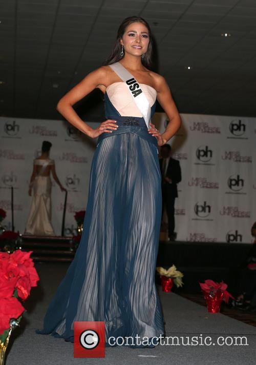 Miss Universe Arrivals, Planet Hollywood Resort and Casino Las Vegas 6