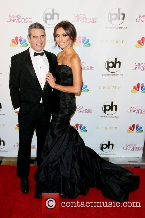 Andy Cohen and Giuliana Rancic 2