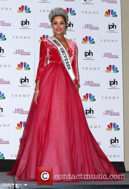 Miss Universe 2012, Olivia Culpo
