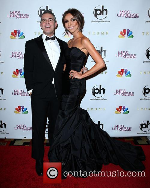 Andy Cohen, Giuliana Rancic and Planet Hollywood 3