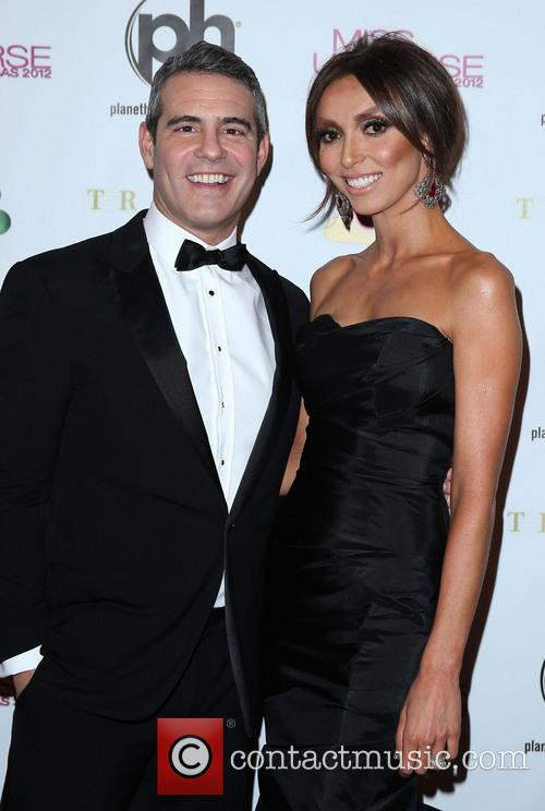 Andy Cohen, Giuliana Rancic and Planet Hollywood 4
