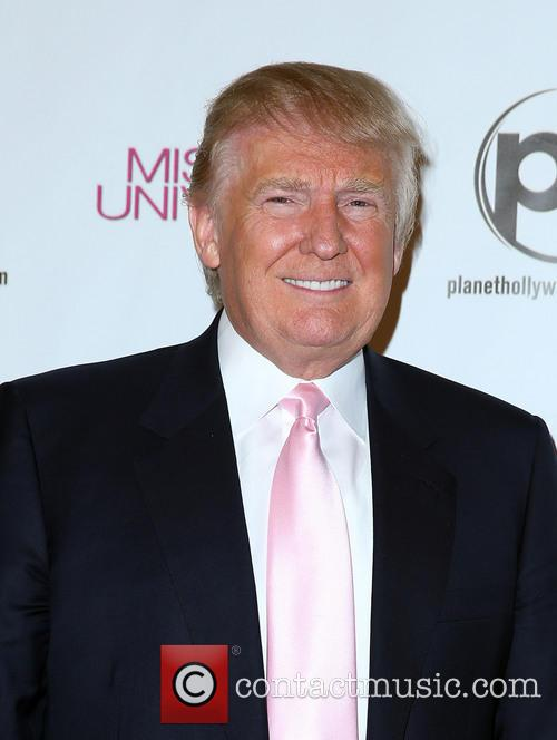 Donald Trump and Planet Hollywood 7