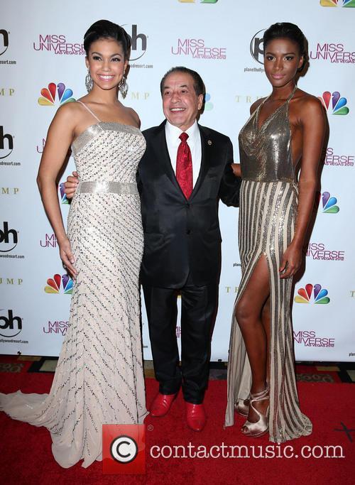 Logan West; Miss Teen USA 2012; Farouk Shami;...