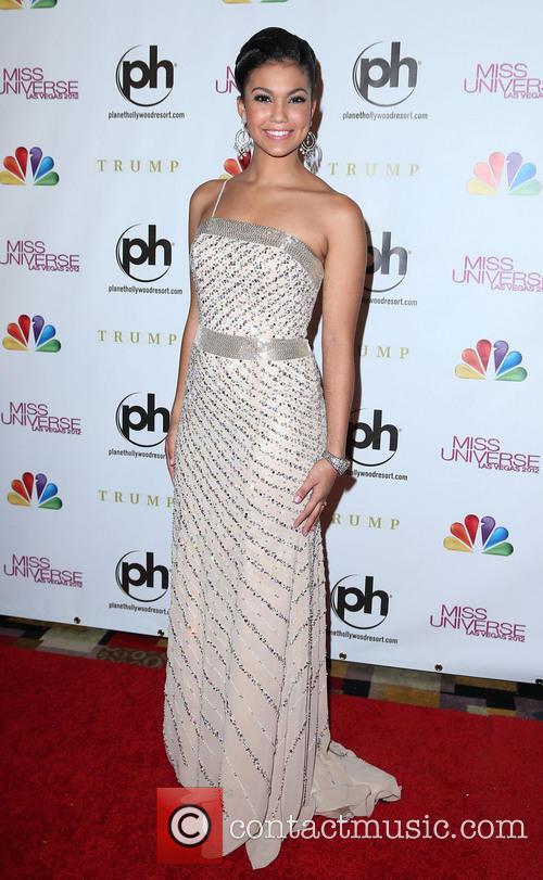 Logan West; Miss Teen USA 2012 Miss Universe...