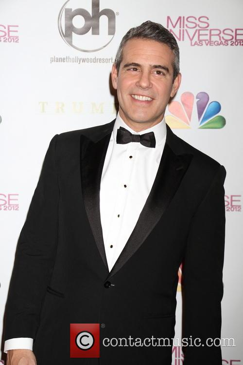 Andy Cohen and Planet Hollywood 5