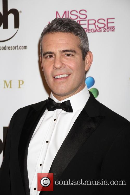 Andy Cohen and Planet Hollywood 6