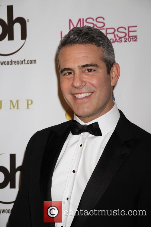 Andy Cohen and Planet Hollywood 1