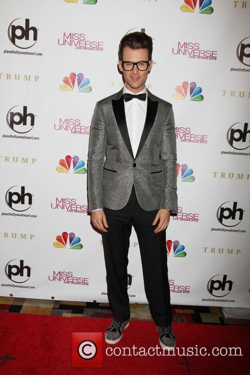 Brad GoreskiMiss Universe 2012 - red carpetPlanet Hollywood...