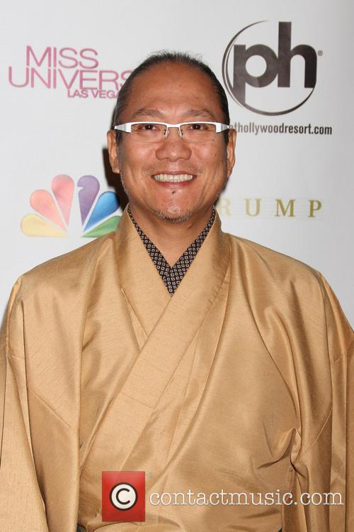 Chef Masaharu Morimoto, Miss Universe, Planet Hollywood Resort, Casino and Las Vegas 1