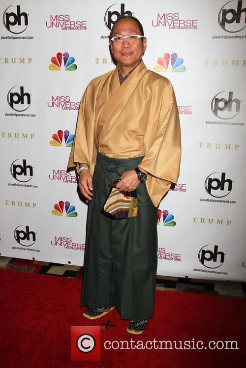Chef Masaharu Morimoto, Miss Universe, Planet Hollywood Resort, Casino and Las Vegas 2