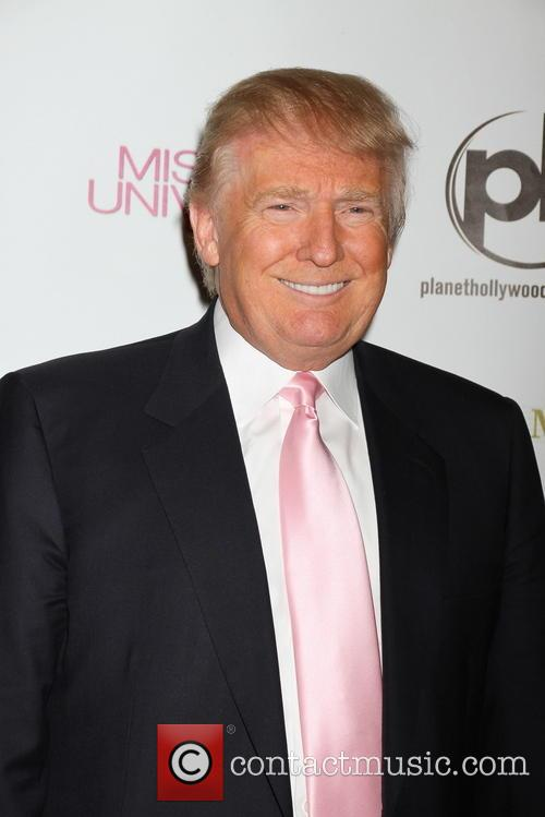 Donald Trump and Planet Hollywood 10