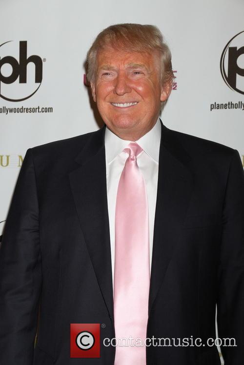 Donald Trump, Planet Hollywood