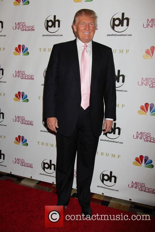 Donald Trump, Miss Universe, Planet Hollywood Resort, Casino and Las Vegas 1