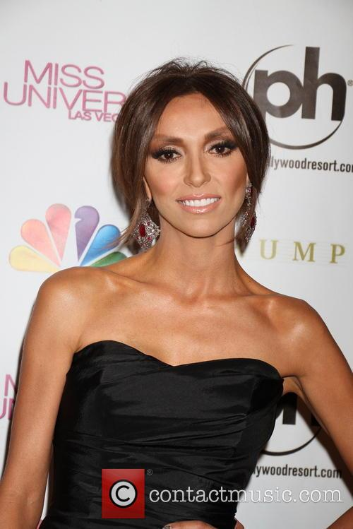 Guiliana Rancic and Planet Hollywood 4