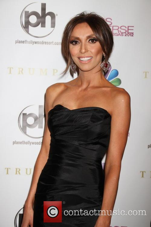 Guiliana Rancic and Planet Hollywood 1