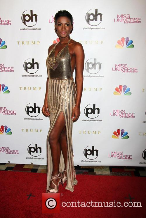 Leila Lopes, Miss Universe, Planet Hollywood Resort, Casino and Las Vegas 3