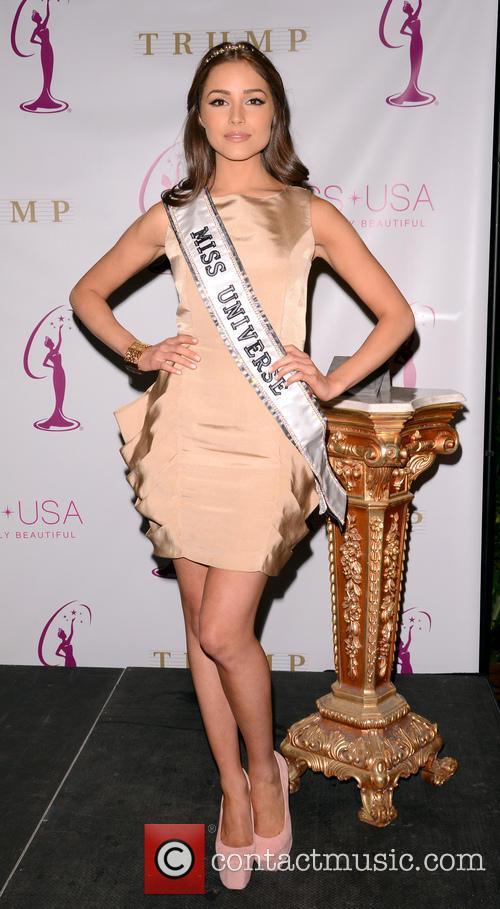 Miss Universe Olivia Culpo 6