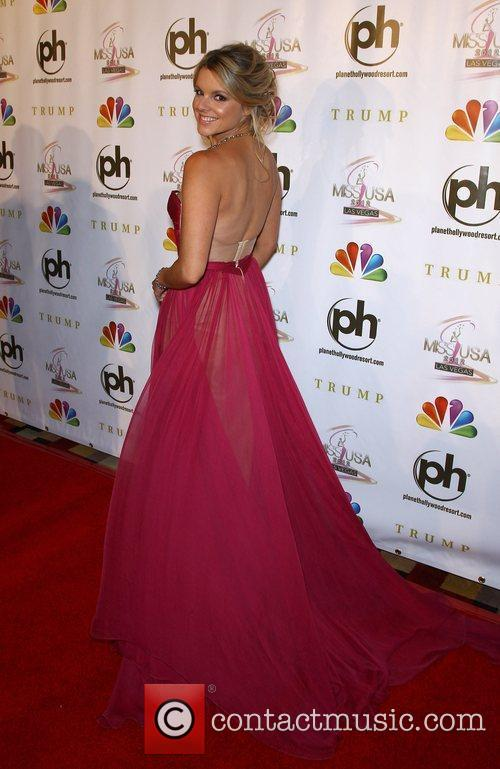 Ali Fedotowsky 2012 Miss USA Pageant at Planet...