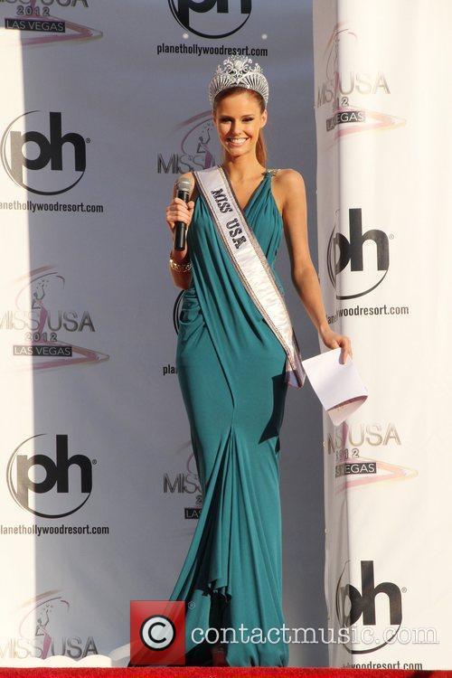 Alyssa Campanella Miss USA 2011  2012 Miss...