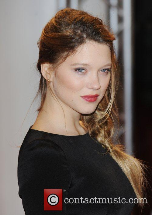 Lea Seydoux and Mission Impossible