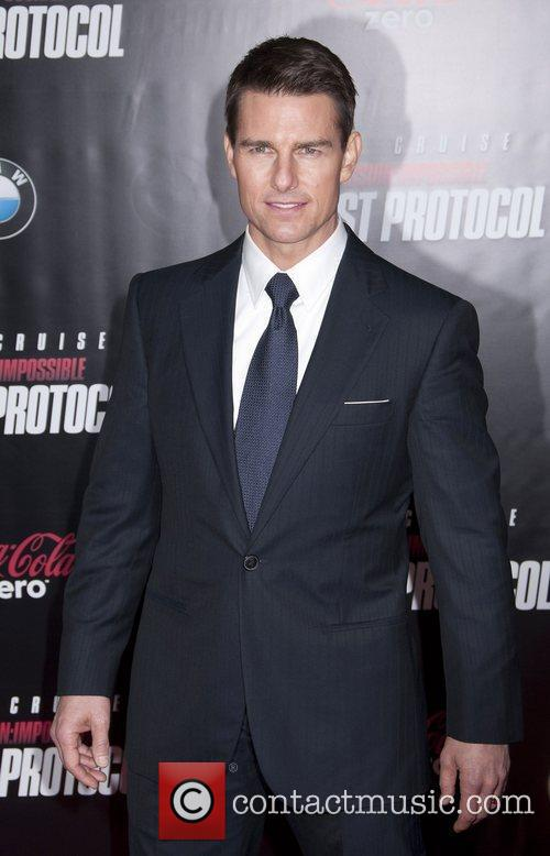 Tom Cruise and Ziegfeld Theatre 12
