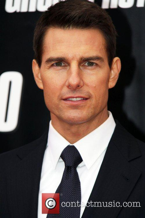 Tom Cruise and Ziegfeld Theatre 13
