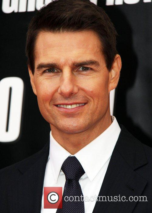 Tom Cruise and Ziegfeld Theatre 14