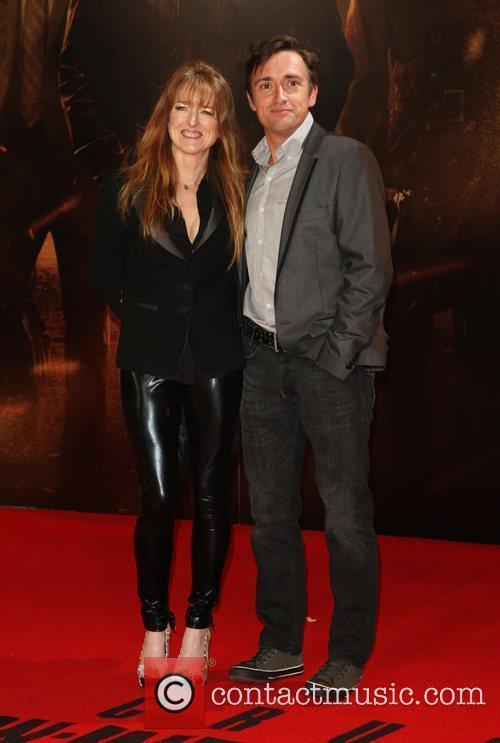 Amanda Etheridge and Richard Hammond Mission: Impossible -...