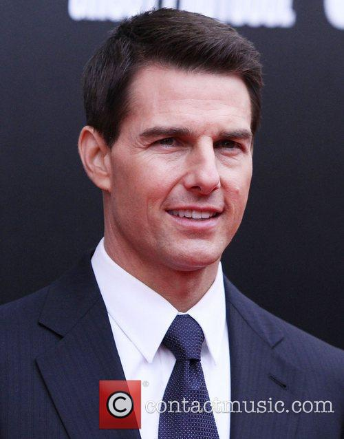 Tom Cruise and Ziegfeld Theatre 16