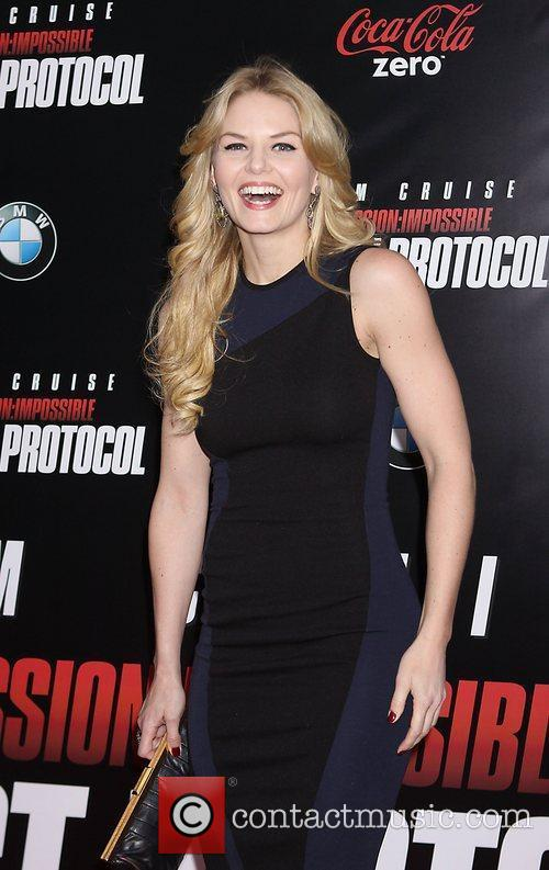Jennifer Morrison and Ziegfeld Theatre 1