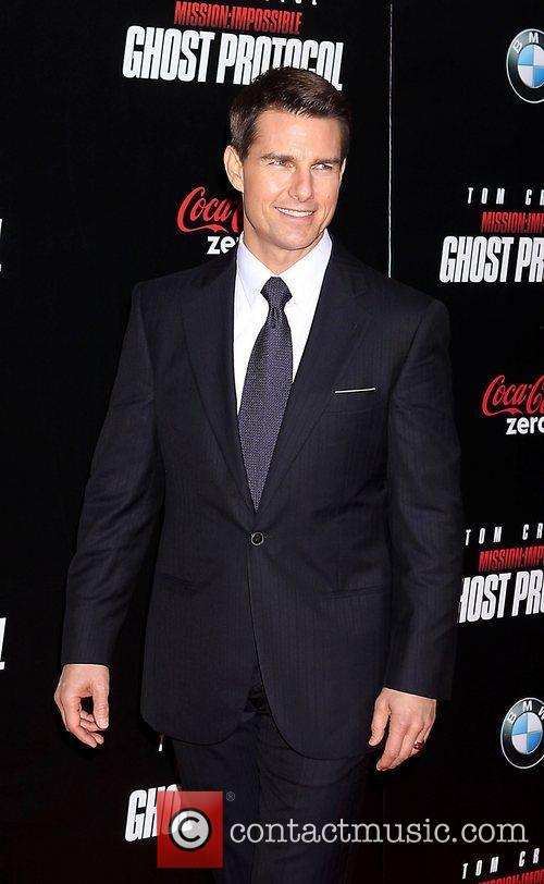 Tom Cruise and Ziegfeld Theatre 18