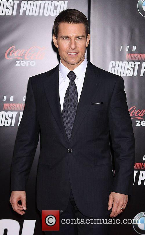 Tom Cruise and Ziegfeld Theatre 20