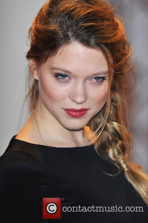 Lea Seydoux Mission Impossible: Ghost Protocol - UK...