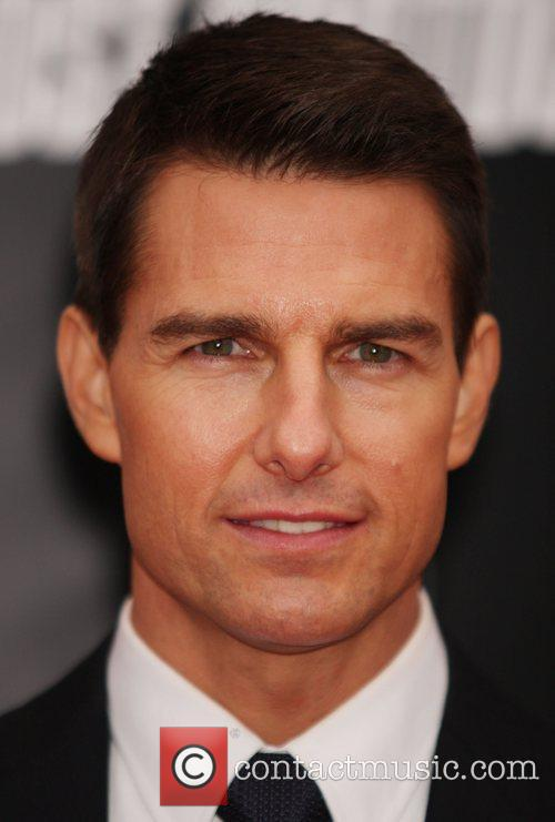 Tom Cruise and Ziegfeld Theatre 22