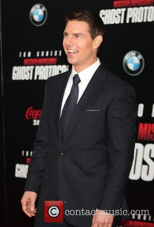 Tom Cruise and Ziegfeld Theatre 1