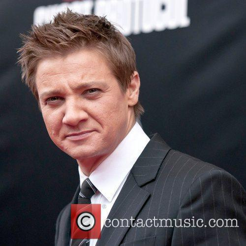 Jeremy Renner and Ziegfeld Theatre 12